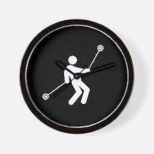 Yoyo-Player-AAB1 Wall Clock