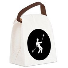 Yoyo-Player-AAB1 Canvas Lunch Bag