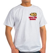 Deputy Fire Marshal T-Shirt