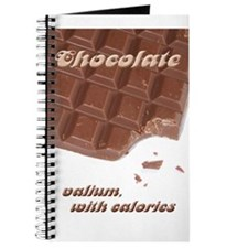 Chocolate: valium+calories Journal
