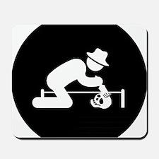 Archaeologist-AAB1 Mousepad