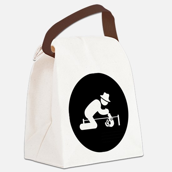 Archaeologist-AAB1 Canvas Lunch Bag