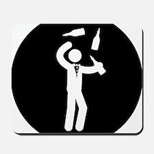 Bartender-AAB1 Mousepad