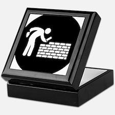 Bricklayer-AAB1 Keepsake Box