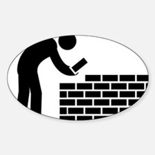 Bricklayer-AAA1 Decal