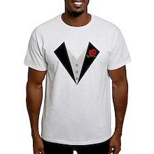 Tuxedo Shirt T-Shirt