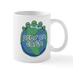 Peas (Peace) on Earth Mug