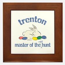 Easter Egg Hunt - Trenton Framed Tile