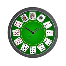 Texas Holdem pocket pairs clock