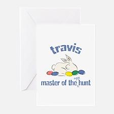 Easter Egg Hunt - Travis Greeting Cards (Package o