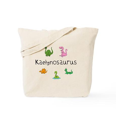 Kaelynosaurus Tote Bag
