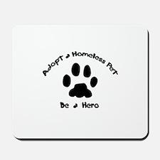 Adopt a Pet Mousepad