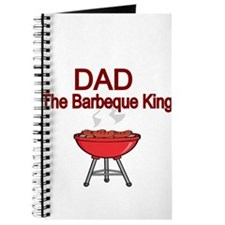 DAD. The Barbeque KIng Journal