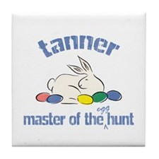 Easter Egg Hunt - Tanner Tile Coaster