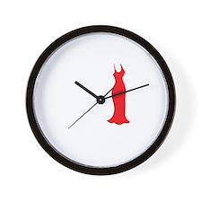 Fashion-Designer-AAB2 Wall Clock