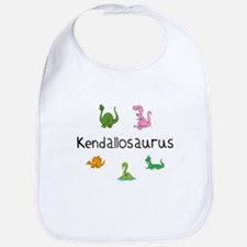 Kendallosaurus Bib