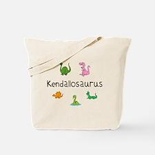 Kendallosaurus Tote Bag