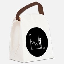 Forex-Stock-Trader-AAB1 Canvas Lunch Bag
