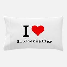 I love Smolderhalder Pillow Case