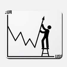 Forex-Stock-Trader-AAA1 Mousepad
