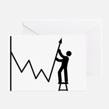 Forex-Stock-Trader-AAA1 Greeting Card