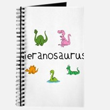 Kieranosaurus Journal
