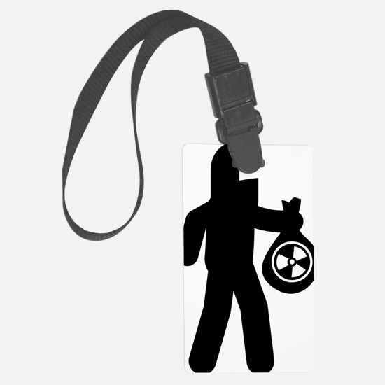Hazardous-Materials-Remover-AAA1 Luggage Tag