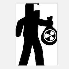 Hazardous-Materials-Remov Postcards (Package of 8)