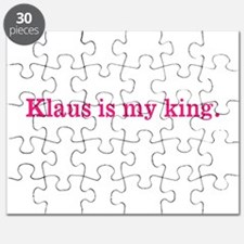 Klaus is my king Puzzle