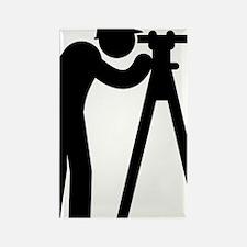 Land-Surveyor-AAA1 Rectangle Magnet