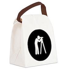 Land-Surveyor-AAB1 Canvas Lunch Bag