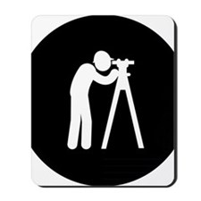 Land-Surveyor-AAB1 Mousepad