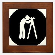 Land-Surveyor-AAB1 Framed Tile