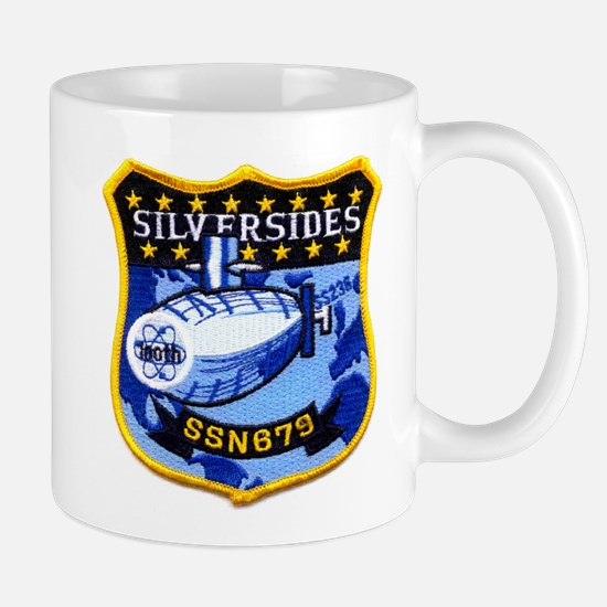 USS SILVERSIDES Mug
