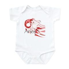 Aries the Ram Infant Bodysuit