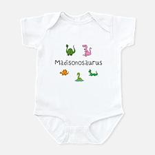 Madisonosaurus Infant Bodysuit