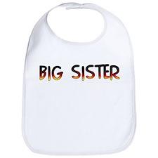 BIG SISTER (in a fun style) Bib