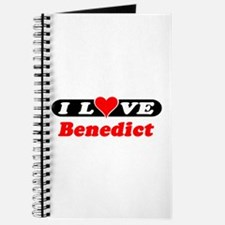I Love Benedict Journal