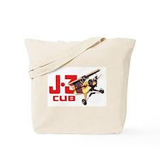 J-3 CUB I Tote Bag