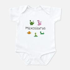 Maxosaurus Onesie
