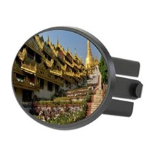 East Entrance to Shwedagon Hitch Cover