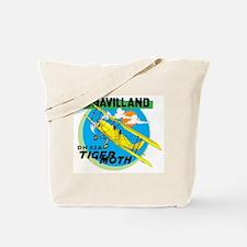 TIGERMOTH Tote Bag