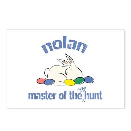 Easter Egg Hunt - Nolan Postcards (Package of 8)