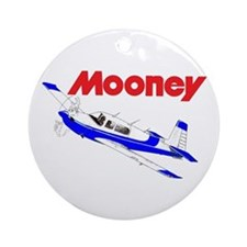 MOONEY Ornament (Round)
