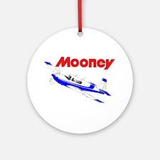 MOONEY Ornament (Round)