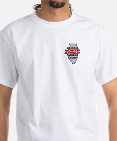 White IMCOG T-Shirt with the 2006 logo