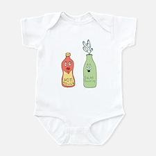 Hot Sauce Infant Bodysuit