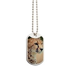 Cheetah Dog Tags