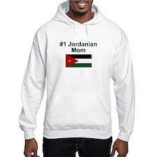 Jordanian #1 Mom Hoodie