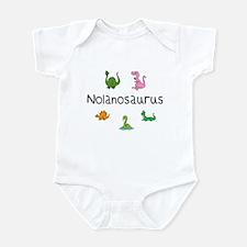 Nolanosaurus Infant Bodysuit